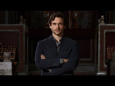 Hannibal: Hugh Dancy, Richard Armitage, Bryan Fuller Interview - Comic-Con 2015