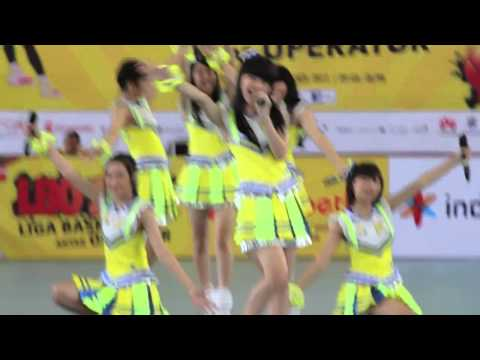FANCAM 131102 JKT48 Second Generation 1! 2! 3! 4! Yoroshiku