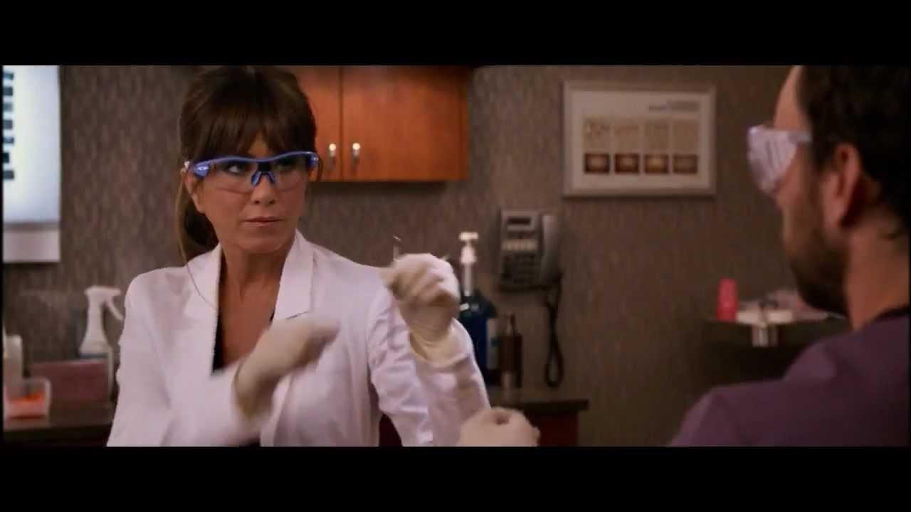 Jennifer aniston sex scene maid