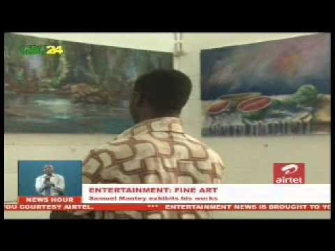 Exhibition opens at the Accra Arts Centre