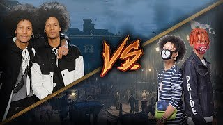 WHO IS BETTER? LES TWINS VS AYO AND TEO