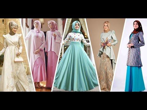 [BEST] Inspirasi Gaun Pesta Muslimah Modern | By: Butik My Kebaya