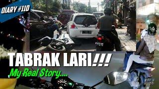 vuclip Gw Nyerempet Motor Orang di Lokasi Yang Sama Honda Brio Tabrak Lari Di Bandung, Story & React |
