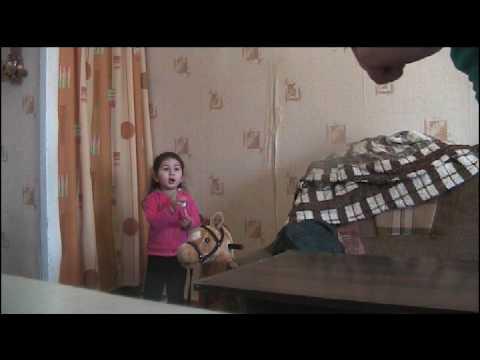 Армянская хитрая девочка