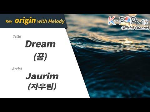 [KPOP MR 노래방] 꿈 - 자우림 (With Melody Ver.)ㆍDream - Jaurim