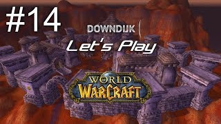 Let's Play World of WarCraft - Patch 7.3.5 leveling Blasted Lands #14