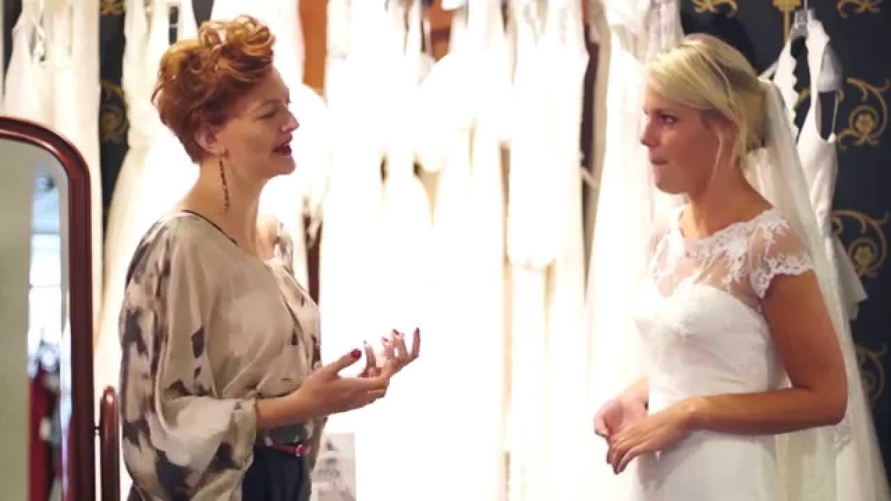 Moe van alle zoeken? Laat je trouwjurk ontwerpen net als Marlon!