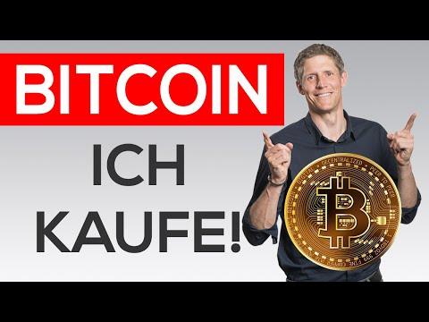 Bitcoin: Ich habe (wieder) GEKAUFT!