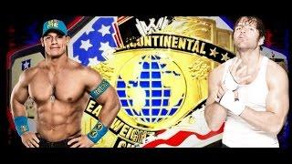 Latest WWE Backstage News On WWE United States Championship &WWE Intercontinental Championship