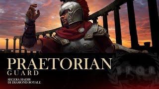 Praetorian Guard Akan Segera Hadir di Diamond Royale - Garena Free Fire