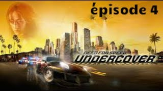 Need For Speed -Undercover-épisode 4- Let