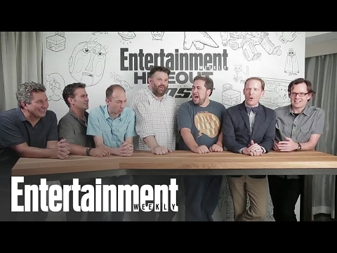 Thrilling Adventure Hour' Cast Stop By Because They Heard There'd Be Cookies | Entertainment Weekly