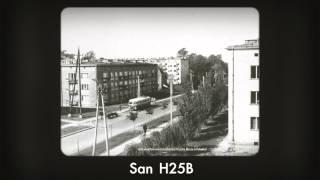 Historyczne fotografie pojazdów na ulicach Puław i okolic / Klasyczne Moto Puławy