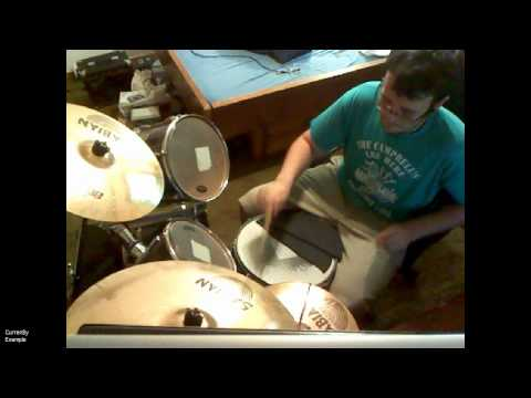 Curren$y - Example(Live Drum Cover)