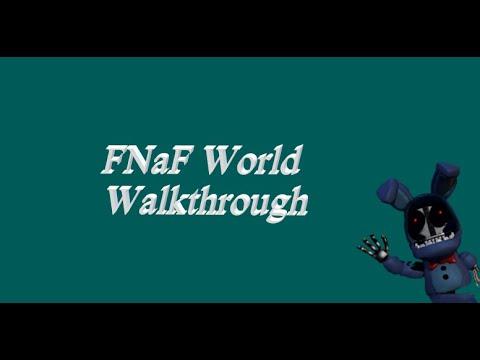 Fnaf World Walkthrough Part 5 Blacktomb Yard Deep Metal Mine