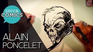 [Lucca Comics] Showcase 2013: Alain Poncelet