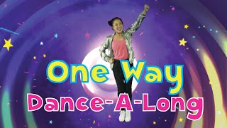 One Way Hillsong | Dance-A-Long with Lyrics | Animated Worship Song