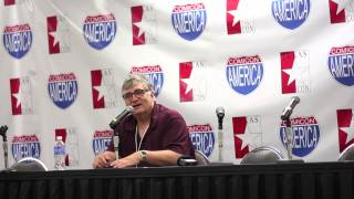 Maurice LaMarche - The Voice of Our Childhood (Q & A)