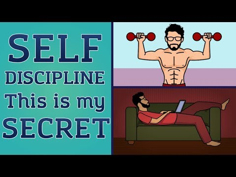This is My Secret to Self-Discipline (Animated Story)