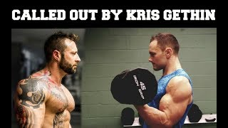 Meeting Kris Gethin | Fitness motivation from Kris Gethin