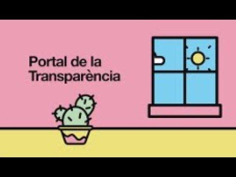 Portal de la Transparència de la Diputació de Barcelona