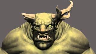 Making of Trine 2: The Mighty Bonecrusher!