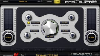 Vengeance Producer Suite - Essential Effects Bundle 2 - VPS Pitch Shifter