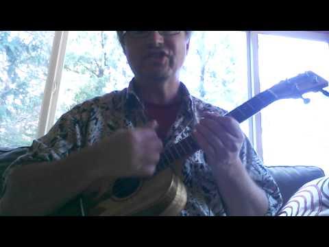 Souvenirs - John Prine ukulele cover