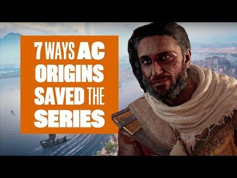 7 Ways Assassins Creed Origins Saved The Series