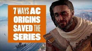 7 Ways Assassin's Creed Origins Saved The Series