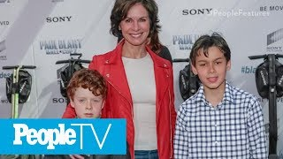 Elizabeth Vargas Opens Up About Being A Single Mom: 'My Kids Are My First Priority' | PeopleTV