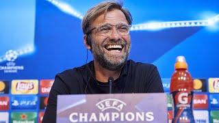 Liverpool's Jürgen Klopp on Sevilla: 'This is the game'