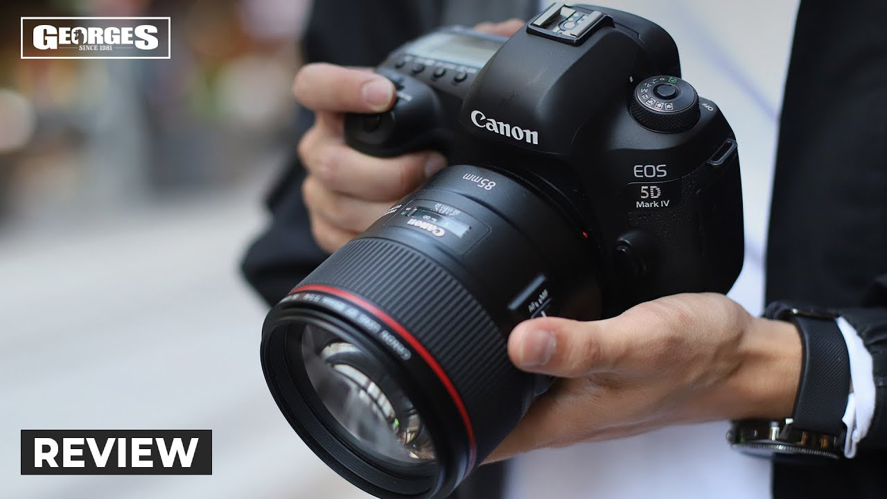 Download A God Tier Portrait Lens | Canon 85mm F1.4 IS USM Review by Georges Cameras
