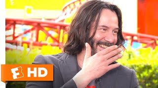 Tom Hanks, Tim Allen, Keanu Reeves and the Cast of Toy Story 4 Interview | Fandango All Access
