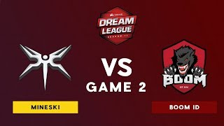 Mineski VS Boom ID | Bo3 l Winner