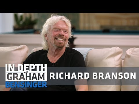 Richard Branson: My approach to life