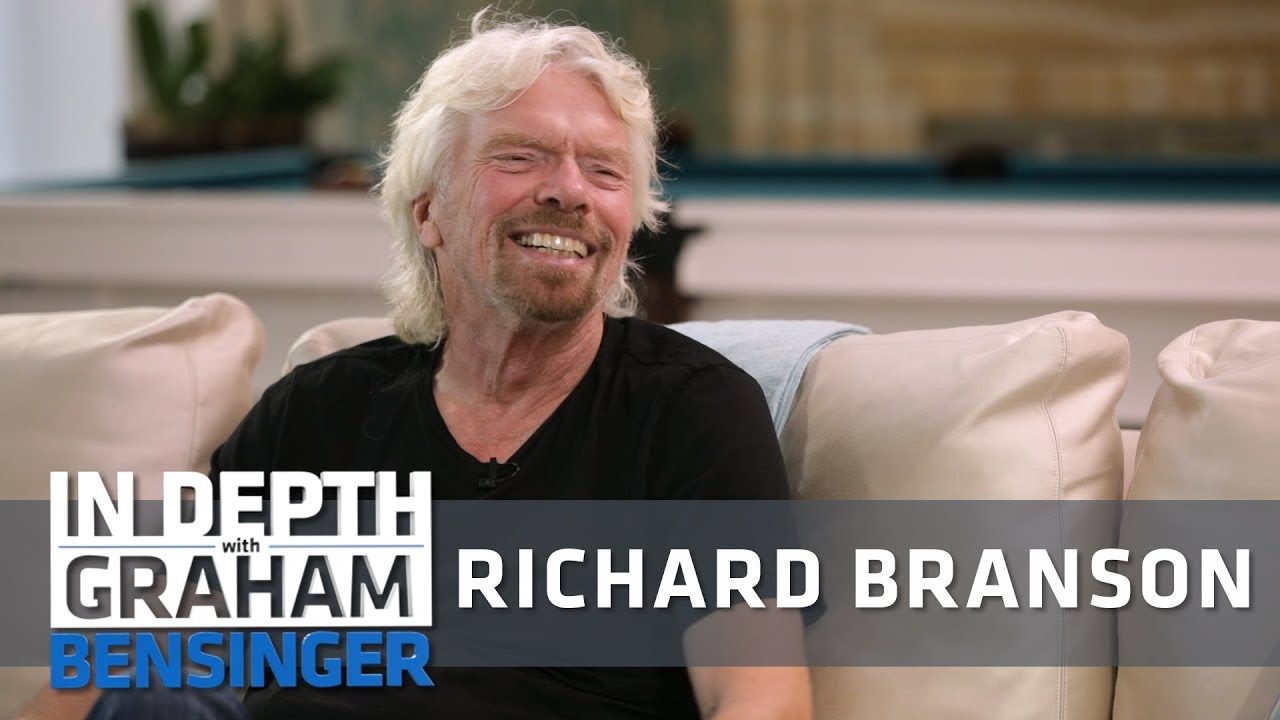 trait theory by richard branson If you're an aspiring social or business entrepreneur you have probably heard that you should surround yourself with people that do what you want to do and c.