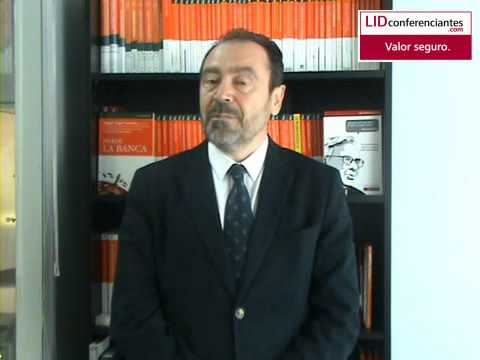 Miguel Ángel González, experto en gestión bancaria