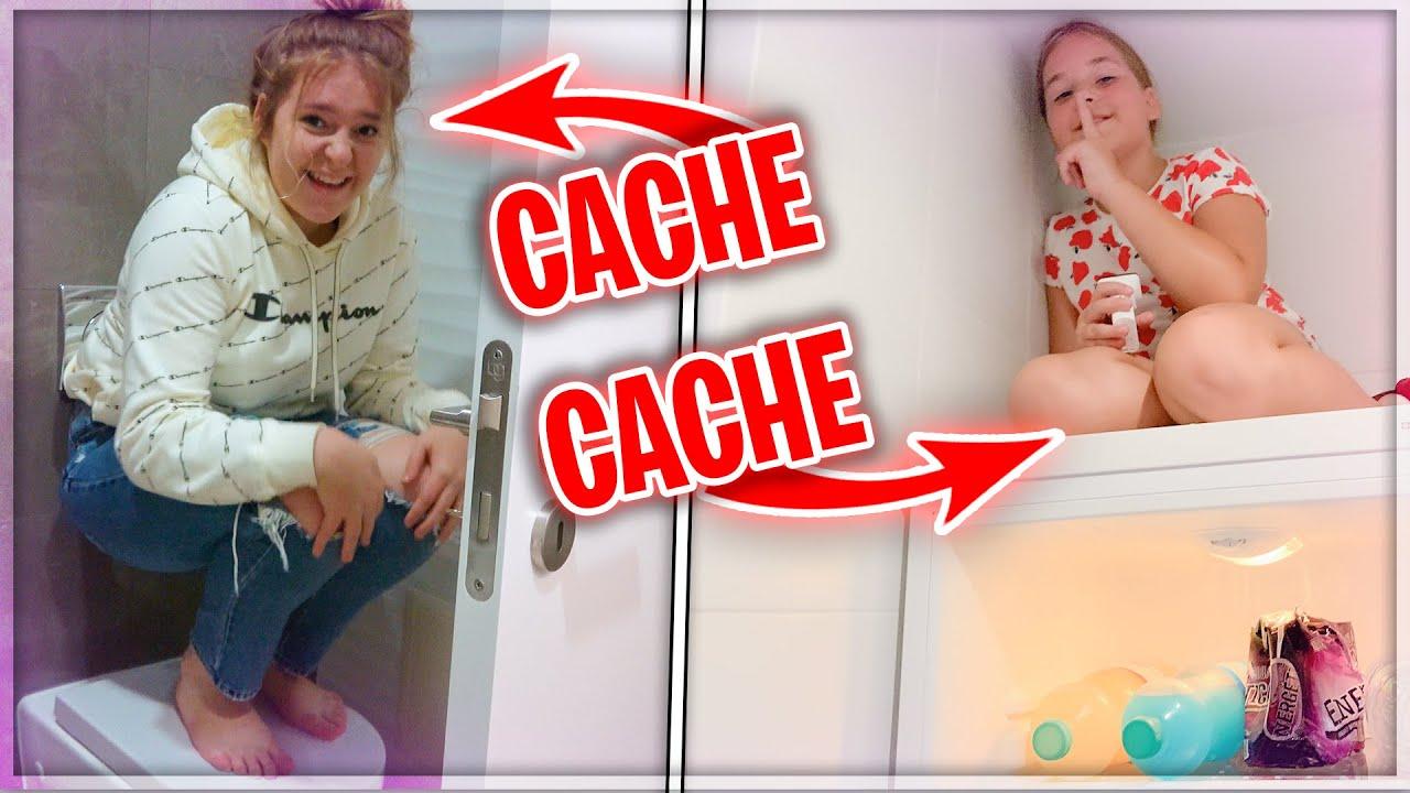 Cache - Cache Extrême Dans Une Villa De Luxe | Compilation (Hide And Seek Challenge)