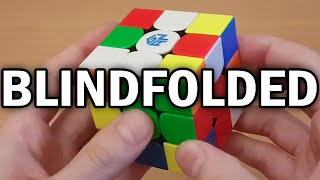 (New) How to Solve the Rubik's Cube Blindfolded Tutorial [Pochmann Method]