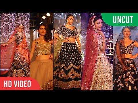 UNCUT - 2nd Edition Of The Wedding Juction Show 2018   Karishma, Fatima Sana Shaikh