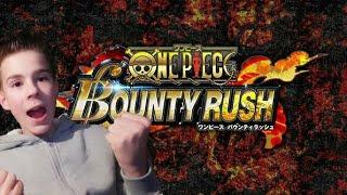 Bientôt Le nouveau jeux one piece bounty rush sur android et ios