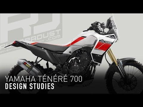 Yamaha Ténéré  Concept Design (voting)