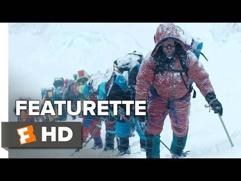 Everest Featurette - Climbing Everest (2015) - Josh Brolin, Jason Clarke Adventure Thriller HD