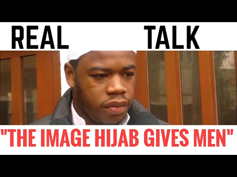 THE IMAGE HIJAB GIVES MEN VS OTHER FEMALE CLOTHING