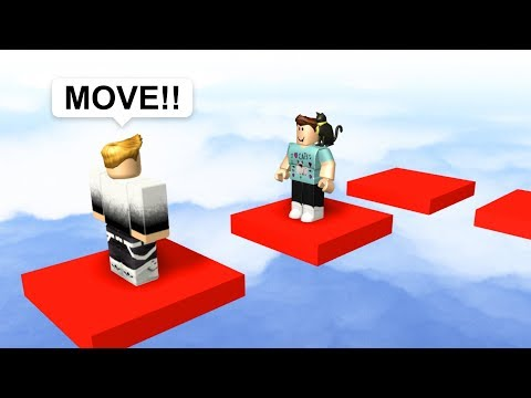 TROLLING PEOPLE IN ROBLOX OBBIES