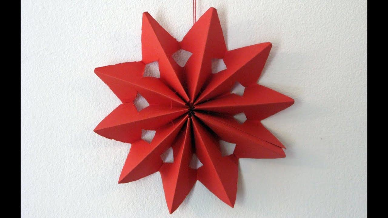 Adornos navide os estrella manualidades para todos - Ideas para decorar estrellas de navidad ...