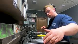 diskevich @ Entrall Vinyl Record Shop; Kyiv, UA
