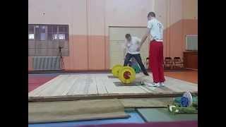 "1st Memorial tournament ""Stevan Gromilovic Pista"" Group 1 - Snatch"