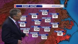 2012 06 29 105 degrees wral dt